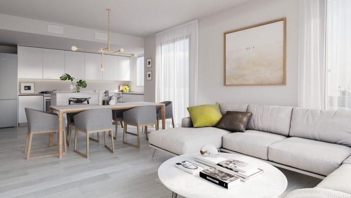 05.Kitchen-Living Room