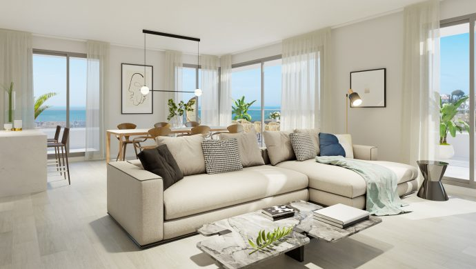 10.Penthouse Living Room