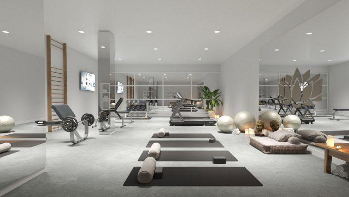 13.Fitness Center