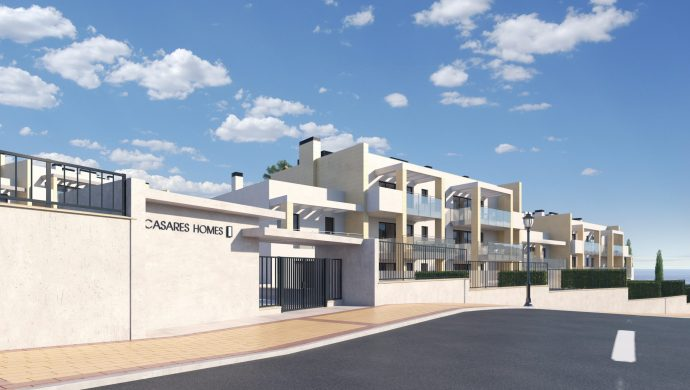 NEINOR HOMES - CASARES HOMES_CAM 03_ENTRADA