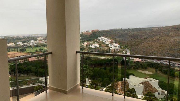 Terrace view Acosta